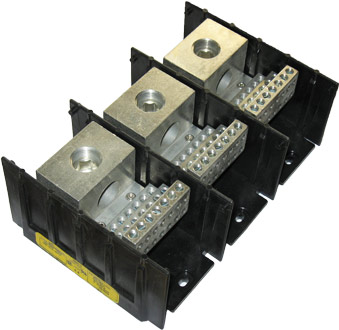 16541-3 Buss Power Distribution Block