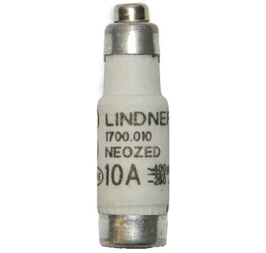 26031 Gould-Lindner DO or Neozed Fuse Link 10Amp NOS
