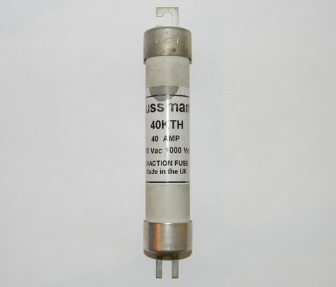 40KTH Bussmann Traction Fuse 40Amp