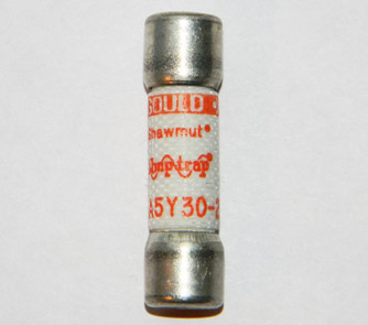 A5Y30-2 Fast Acting Gould Shawmut Fuse 30Amp NOS