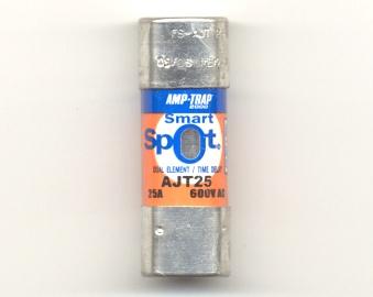 AJT25 Amp-trap 2000 SmartSpot 25Amp Ferraz-Shawmut Fuse