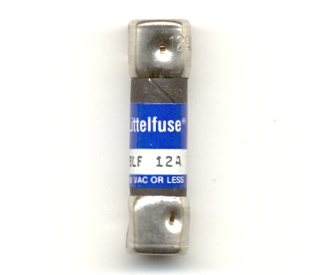 BLF-12 Fast Acting Littelfuse Fuse 12Amp
