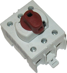 BONCR53016 BUSSMANN Non-Fusible Disconnect Switch 16Amp