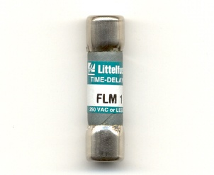 FLM-1 Time-Delay 1Amp Littelfuse