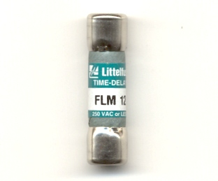FLM-12 Time-Delay 12Amp Littelfuse Fuse
