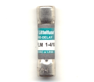 FLM-1-4/10 Time-Delay 1-4/10Amp Littelfuse