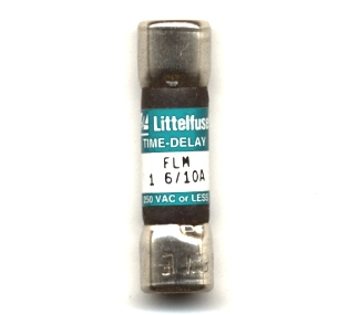 FLM-1-6/10 Time-Delay 1-6/10Amp Littelfuse