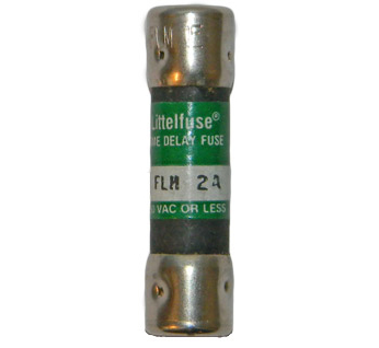 FLM-2 Time-Delay 2Amp Littelfuse Fuse NOS