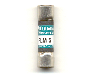FLM-5 Time-Delay 5Amp Littelfuse Fuse