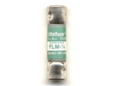 FLM-1/4 Time-Delay 1/4Amp Littelfuse Fuse