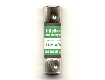 FLM-3/10 Time-Delay 3/10Amp Littelfuse Fuse
