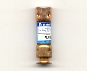 FLNR-15 Time-Delay Littelfuse Fuse 15Amp Used