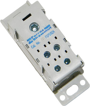 FSPDB2A Ferraz-Shawmut Finger Safe Power Distribution Block