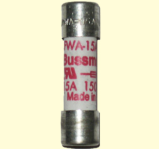FWA-15A10F High Speed Rectifier 15Amp Bussmann Fuse