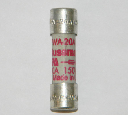 FWA-20A10F High Speed Rectifier 20Amp Bussmann Fuse