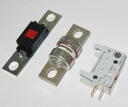 FWA-250ASI4 High Speed Rectifier 250Amp Bussmann Fuse Assembly
