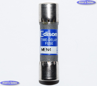 MEN4 Time-Delay Edison Fuse 4Amp