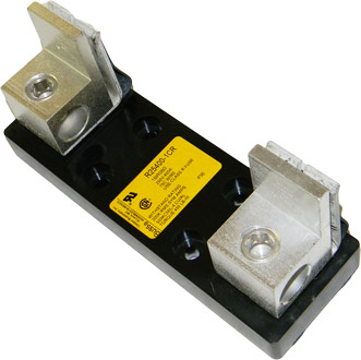 R25400-1CR Buss Fuse Block 250V 1 Pole