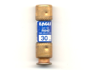 R640-30 Time-Delay 30Amp Eagle Fuse