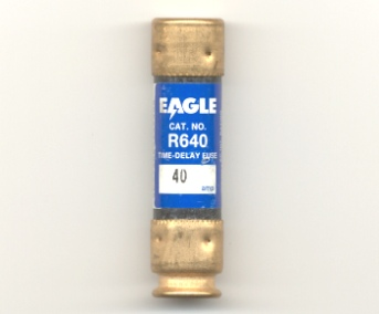 R640-40 Time-Delay 40Amp Eagle Fuse