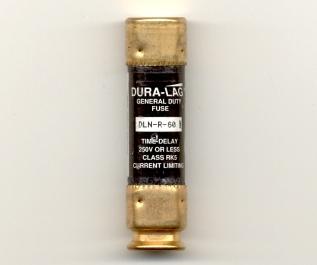 DLN-R-60 fuse
